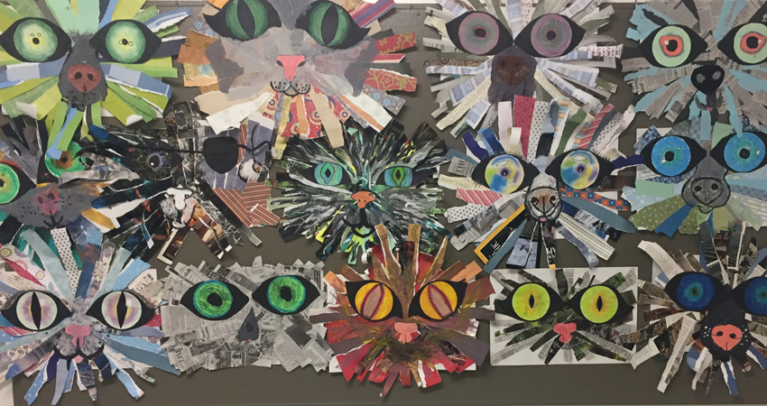 """Eye"" can see what's been happening in Art Exploratory."