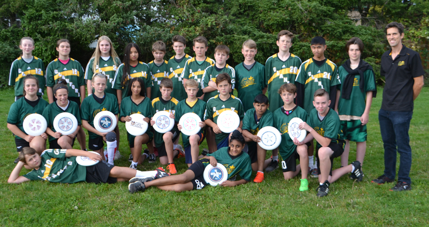 Grade 7-8 Ultimate Team