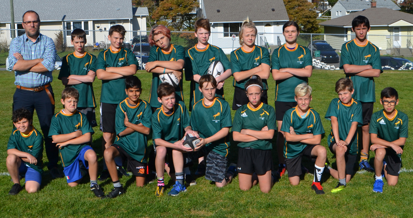Touch Rugby comes to GMS