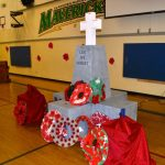 Remembrance Day at Glanford
