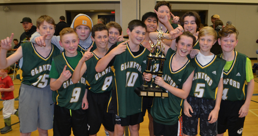 There's a new sheriff in town… GMS wins the Lower Island Basketball Championship in a 60-57 thriller