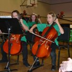 Band-Tastic!  GMS Musicians WOW them at Winter Concert